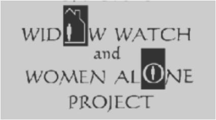 Widow Watch and Women Alone Project