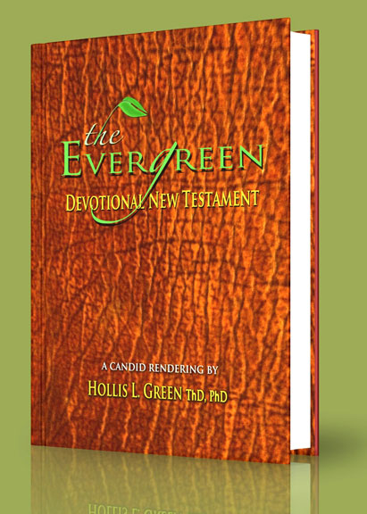 The EVERGREEN Devotional New Testament
