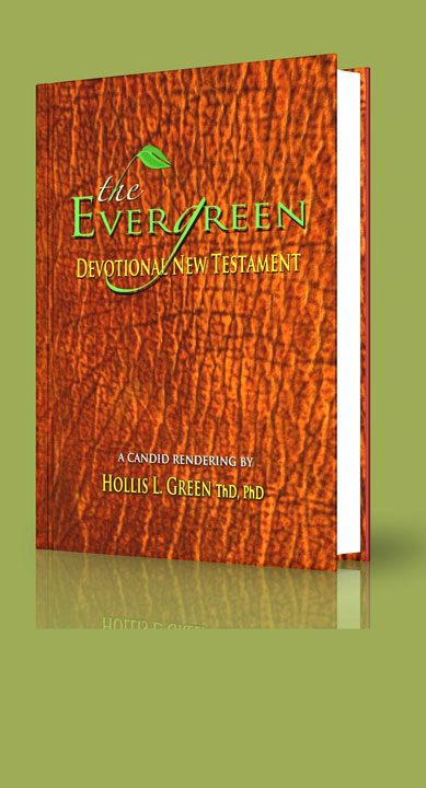 The Evergreen Devotional: Complete New Testament